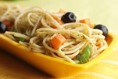 spaghetti Zdjęcia Royalty Free