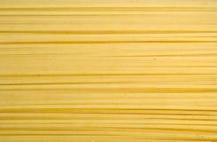 Spaghetti. Background spaghetti, close up, horizontal lines Stock Image