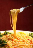 Spaghetti Royalty Free Stock Photos