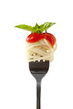Spaghetti Photo libre de droits