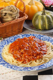 Spaghetti Stock Photo