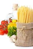 Spaghetti. Stock Images