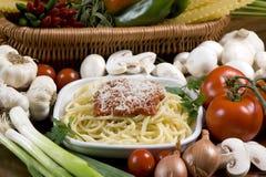 Spaghetti 2 Fotografia Stock