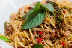 spaghetti Zdjęcie Royalty Free