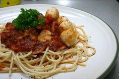 Spaghetti Royalty-vrije Stock Foto