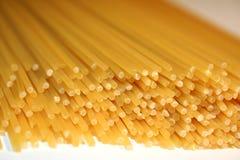 Spaghetti. Closeup of Spaghetti Italiani Stored Royalty Free Stock Photo