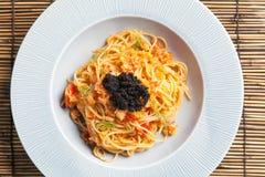 spaghetti Obraz Royalty Free