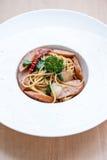 spaghetti Photographie stock