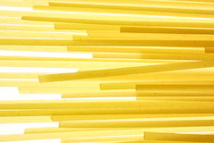 Spaghetti. With light Stock Image