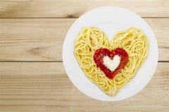 spaghetti Images libres de droits