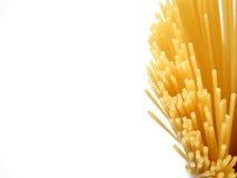 Spaghetti aan de kant Royalty-vrije Stock Fotografie