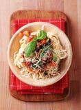 Spaghetti alla Bolognese Stock Image