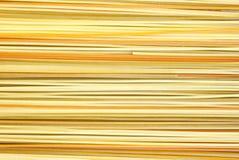 Spaghetti avec des légumes Photos stock