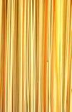 Spaghetti avec des légumes Photographie stock libre de droits