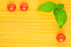 Spaghetti Background Royalty Free Stock Image