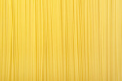 Spaghetti background. Spaghetti, pasta background, full frame Stock Photo