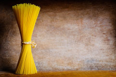 Spaghetti background Royalty Free Stock Photos