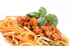 Free Spaghetti Bolognese Royalty Free Stock Photography - 20926417