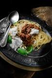 Spaghetti Bolognese II Fotografia Stock