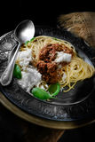 Spaghetti Bolognese II Stock Photo
