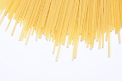 Spaghetti border background Royalty Free Stock Photography