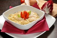 Spaghetti Carbonara photos stock