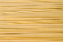 spaghetti cienki Zdjęcie Stock