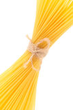 Spaghetti close-up Stock Photo