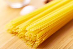Spaghetti closeup Royalty Free Stock Images