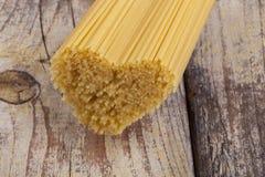 Spaghetti de coeur Images libres de droits