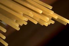 Spaghetti de macaronis de blé Photo libre de droits