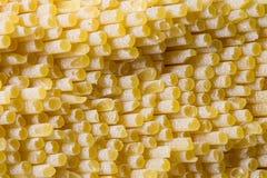 Spaghetti del primo piano Immagini Stock Libere da Diritti