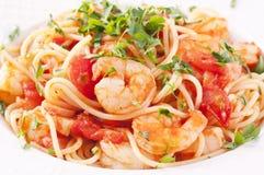 Spaghetti Diablo Stock Photos
