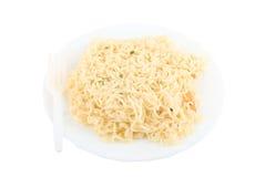 Spaghetti dish Stock Photo