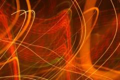 Spaghetti elettronici Fotografia Stock