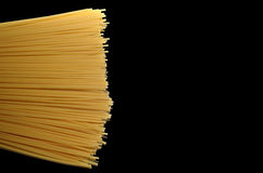 Spaghetti. Food And Drink Art Delicious Pasta Royalty Free Stock Photo