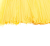 Spaghetti framing background Royalty Free Stock Photo