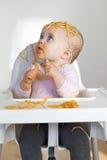 Spaghetti Head Stock Photos