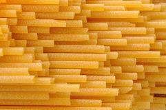 Spaghetti, italian pasta, closeup Stock Photography