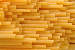 Spaghetti, italian pasta, closeup. Food background Stock Photography