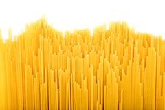 Spaghetti italiani Fotografie Stock