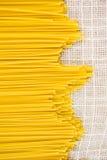 Spaghetti italiens Photos stock