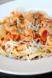 Spaghetti Marinara Stock Image