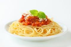 Spaghetti Bolognese Stock Images
