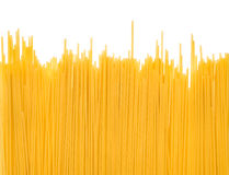 Spaghetti noodle background Royalty Free Stock Photos