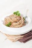 Spaghetti pasta Royalty Free Stock Photos