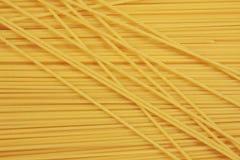 Spaghetti pasta closeup Stock Image