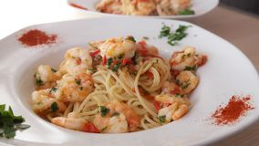 Spaghetti, Pasta, Noodles, Food Stock Images