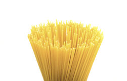 Spaghetti pasta upright Royalty Free Stock Photos