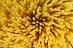 Spaghetti portrai Stock Images